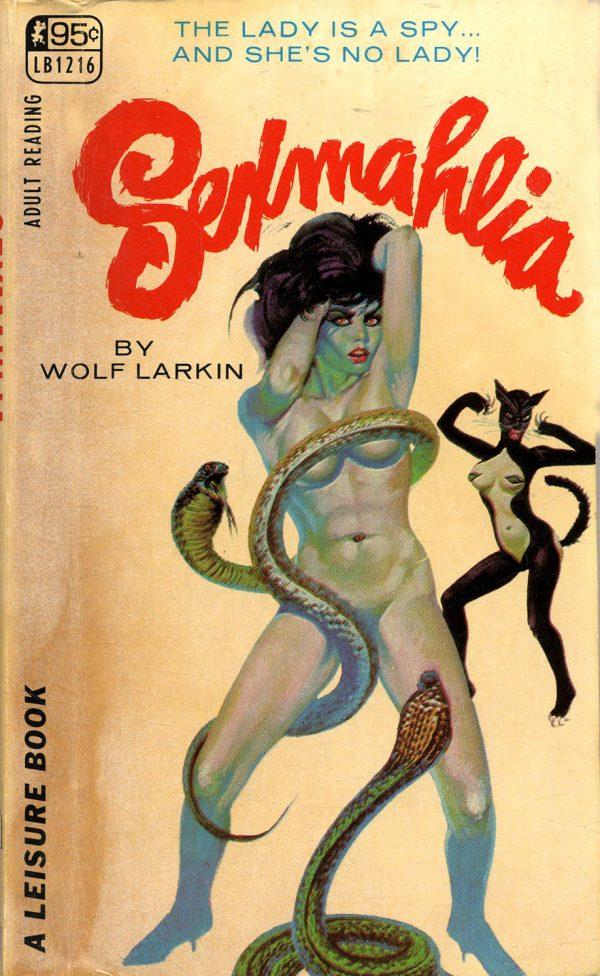 Leisure Books, 1967, LB1216