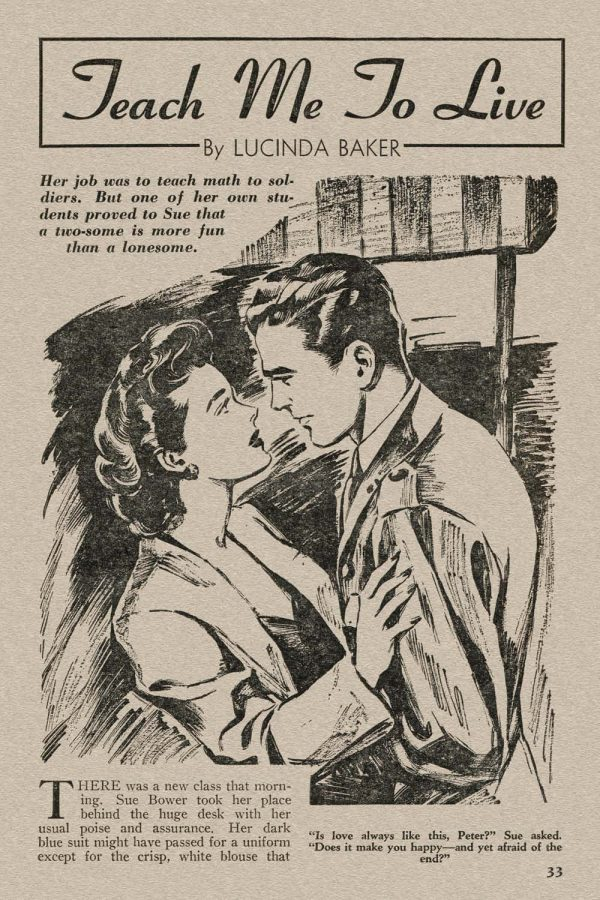New Love March 1943 - p.33