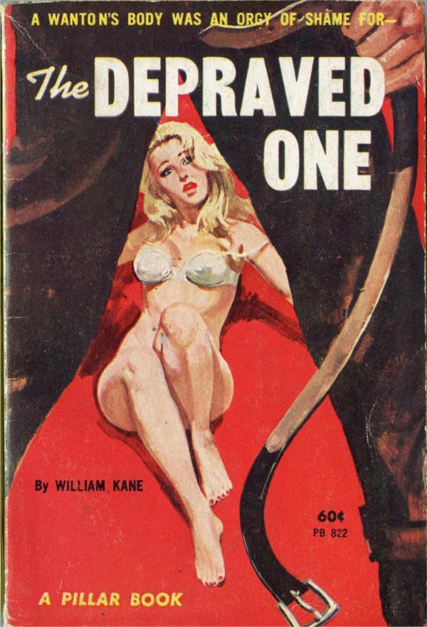 Pillar Book 822 1960