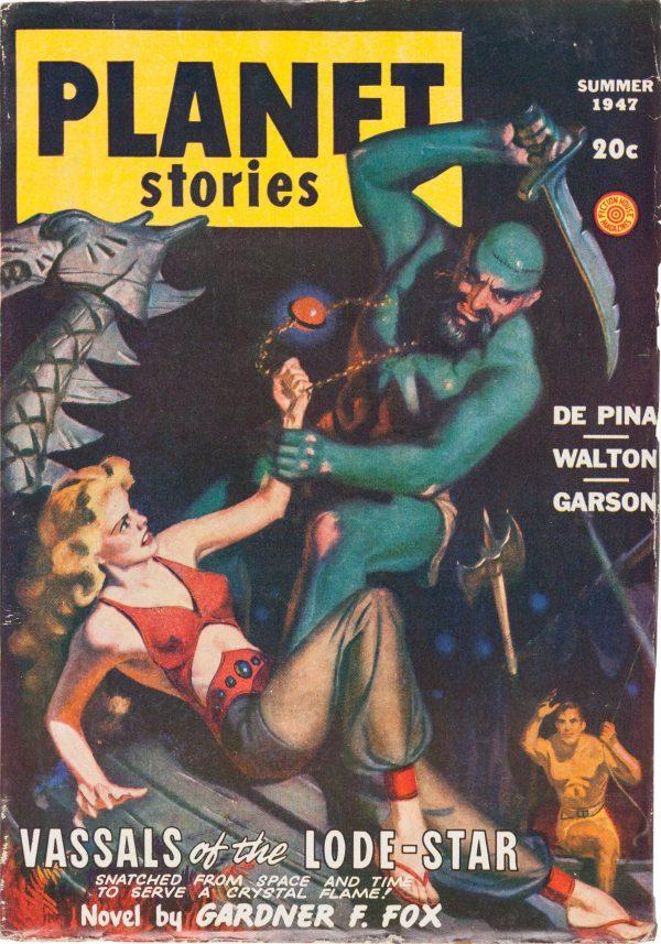 Planet Stories Summer 1947