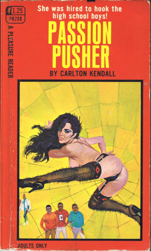 Pleasure Reader #208 1969