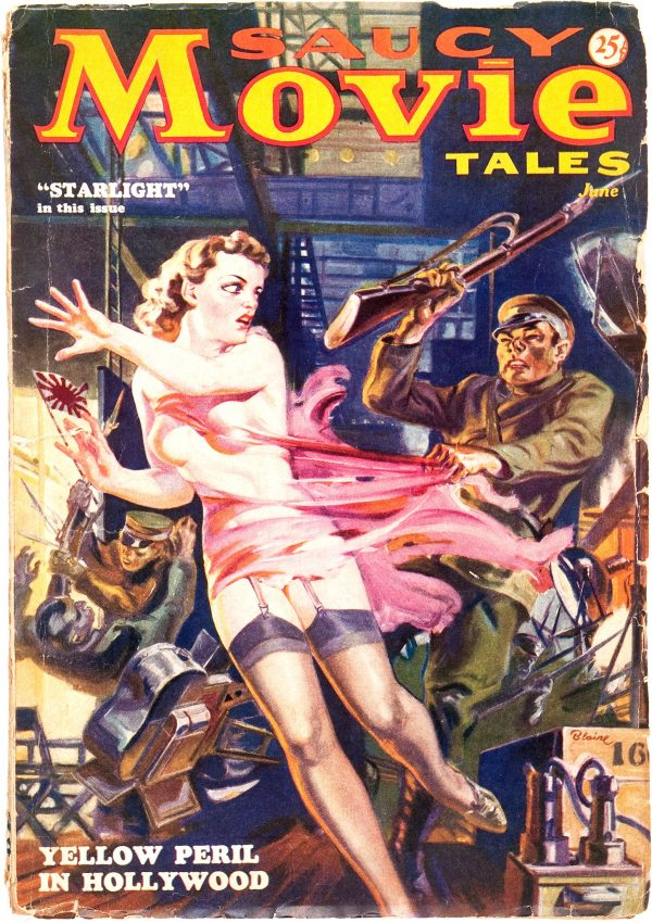 Saucy Movie Tales - June '36