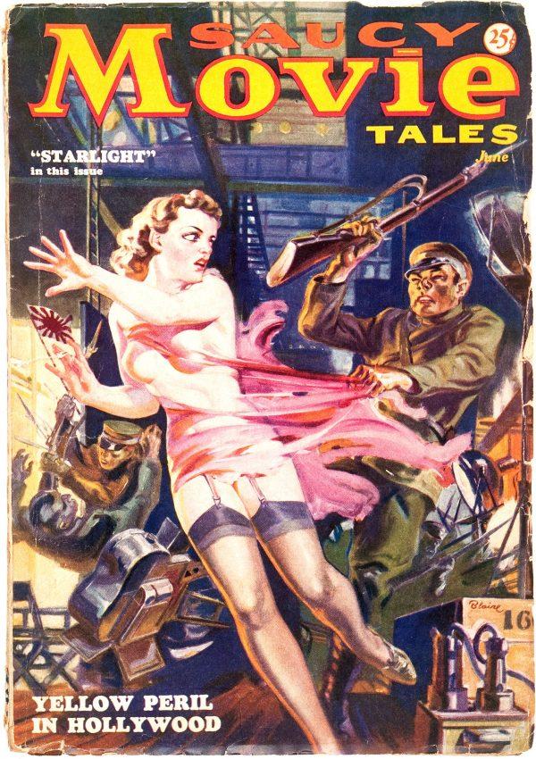 Saucy Movie Tales - June '36