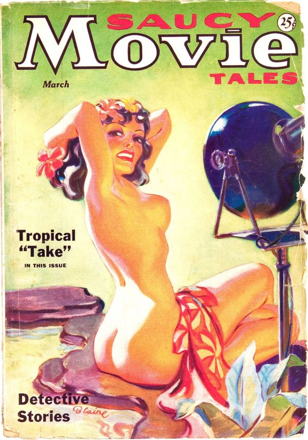 Saucy Movie Tales - March '36