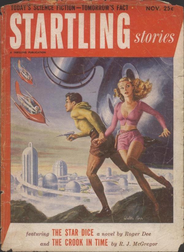 Startling Stories  November 1952