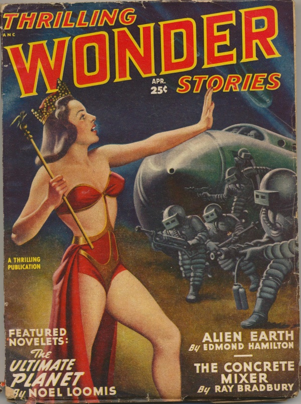 Thrilling Wonder Stories, April 1949