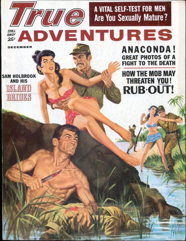 True Adventures December 1962