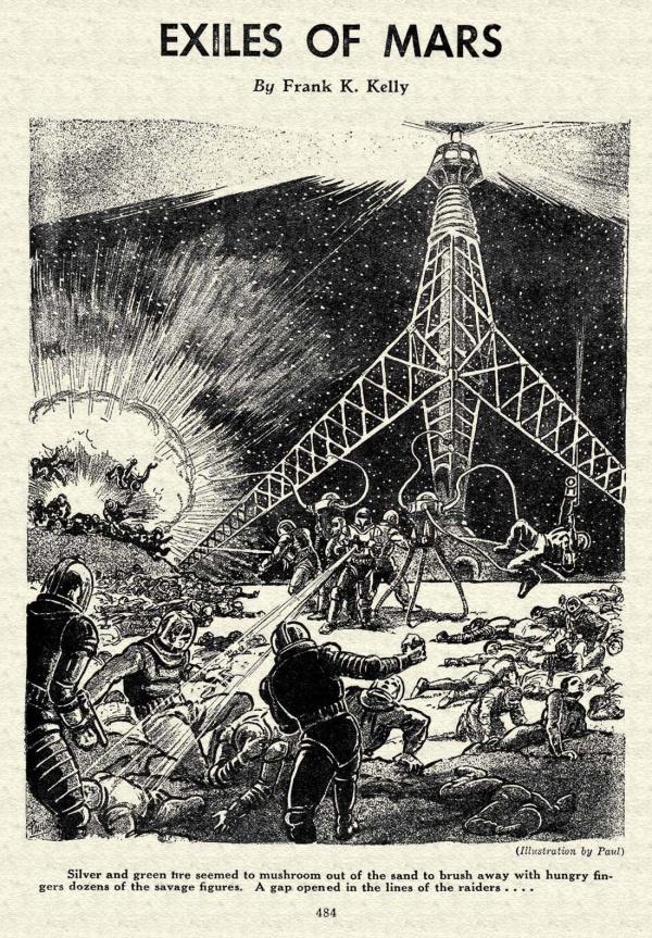WSQ-1932-Summer-484 Exiles of Mars