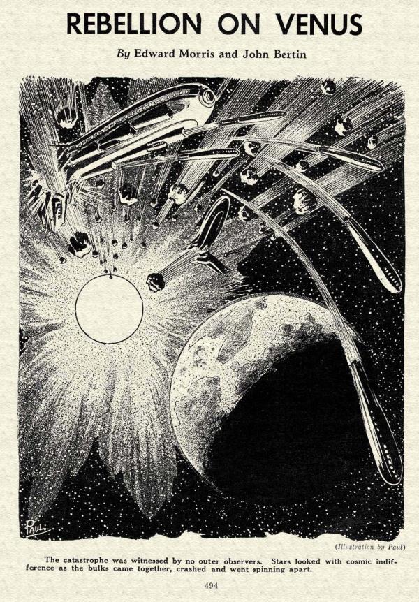 WSQ-1932-Summer-494 Rebellion on Venus