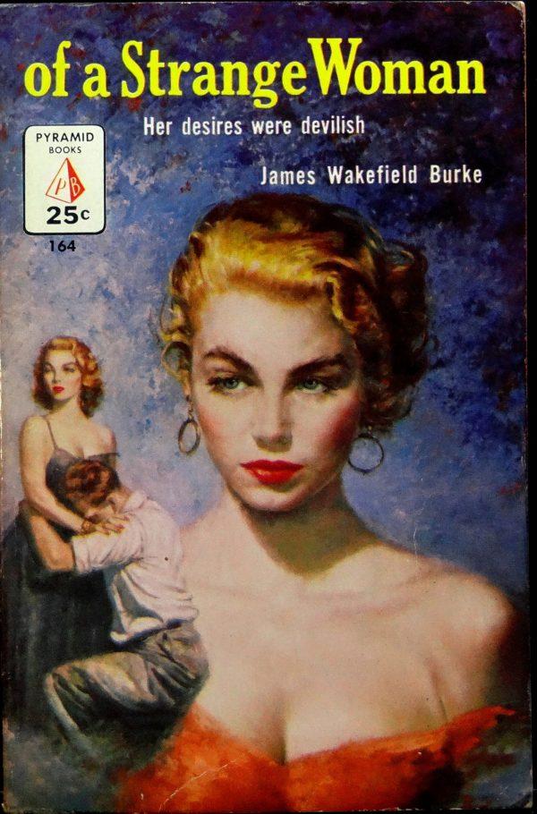 Pyramid 164 (1955). Cover by Lou Marchetti