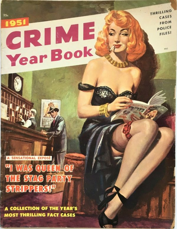 1951 Crime Yearbook