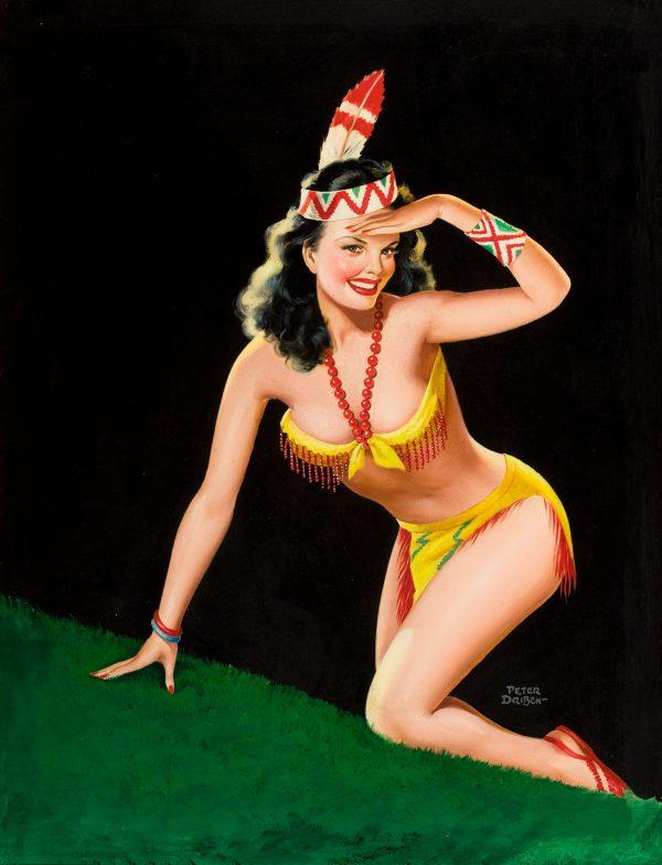 44842759-Dancin'_Dynamite,_Beauty_Parade_cover,_c._January_1952