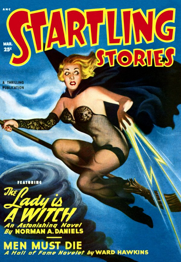 Startling Stories March 1950