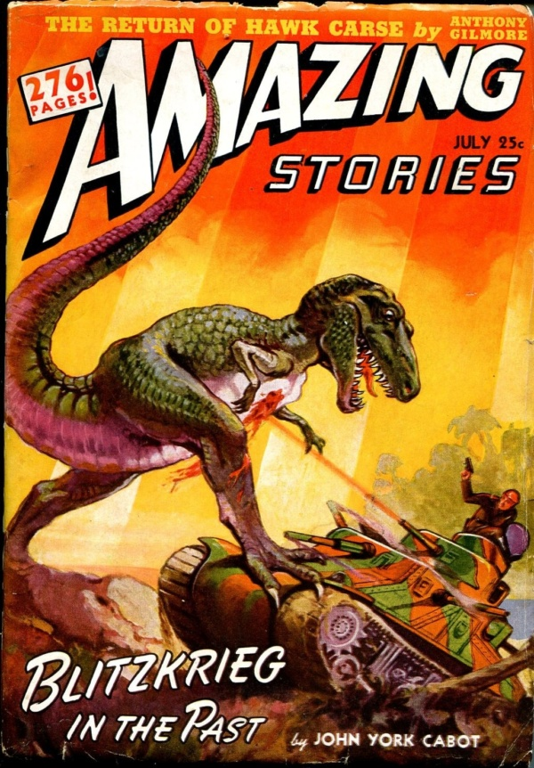 Amazing Stories July 1942