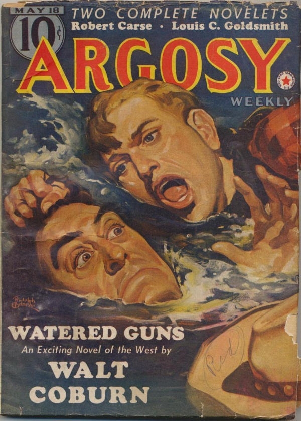 Argosy Weekly May 18, 1940
