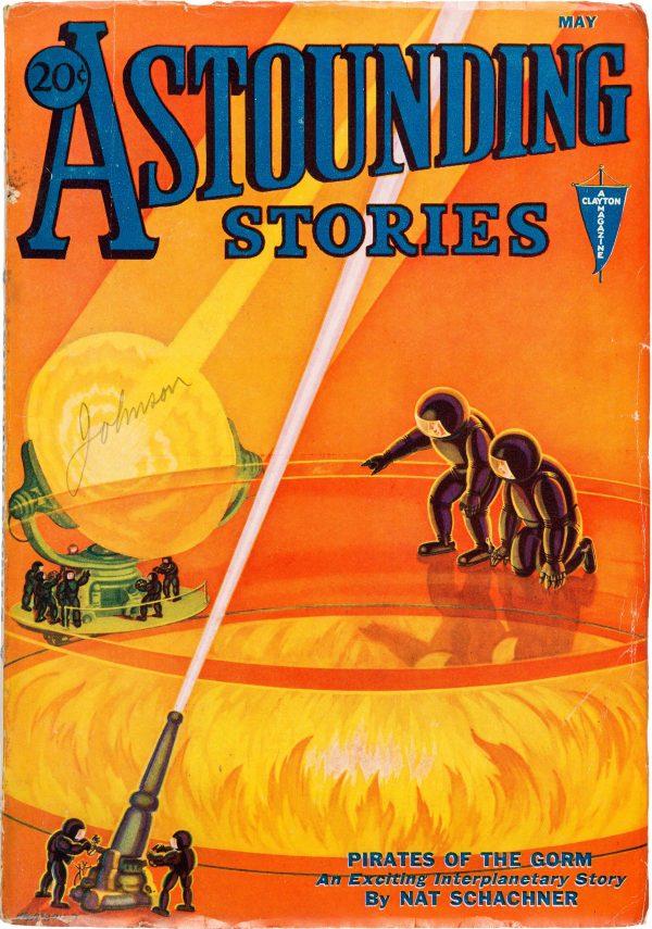 Astounding Stories - May 1930