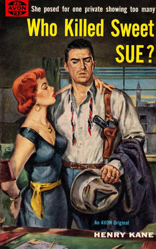 Avon Books No. 733 1956