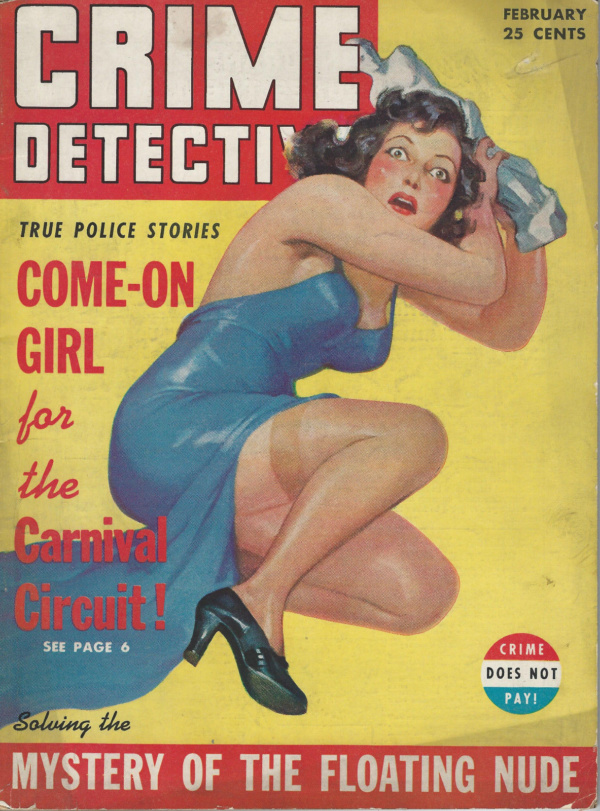 Crime Detective February 1941