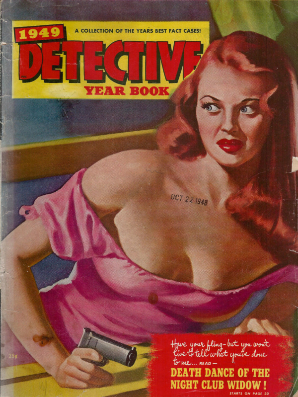 Detective Yearbook 1949