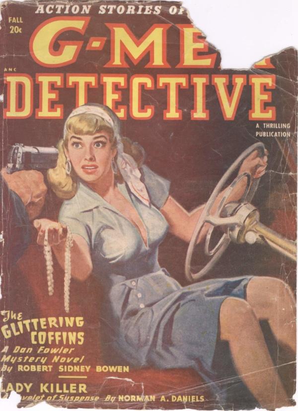 G-Men Detective Fall 1949
