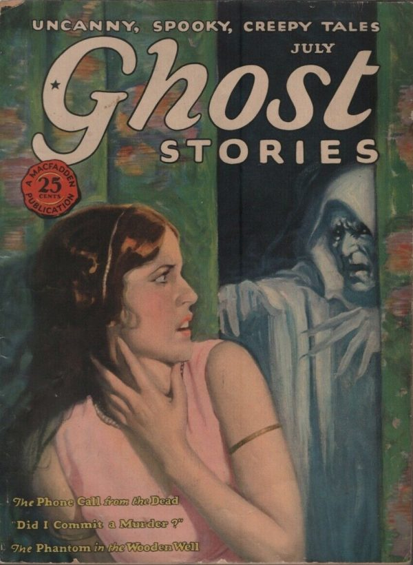 Ghost Stories 1927 July