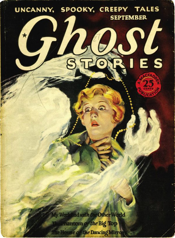Ghost Stories September 1927