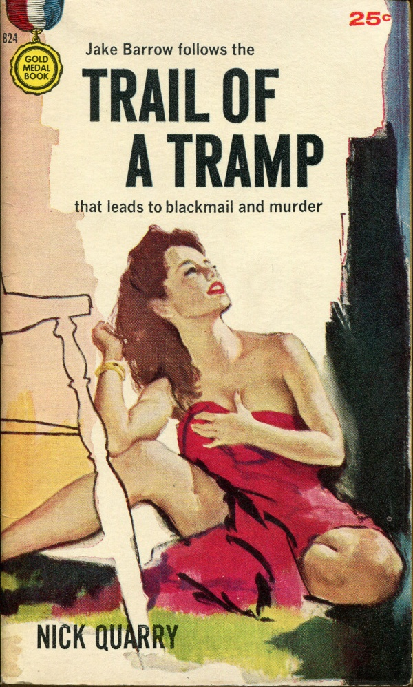 Gold Medal Book #824, 1958