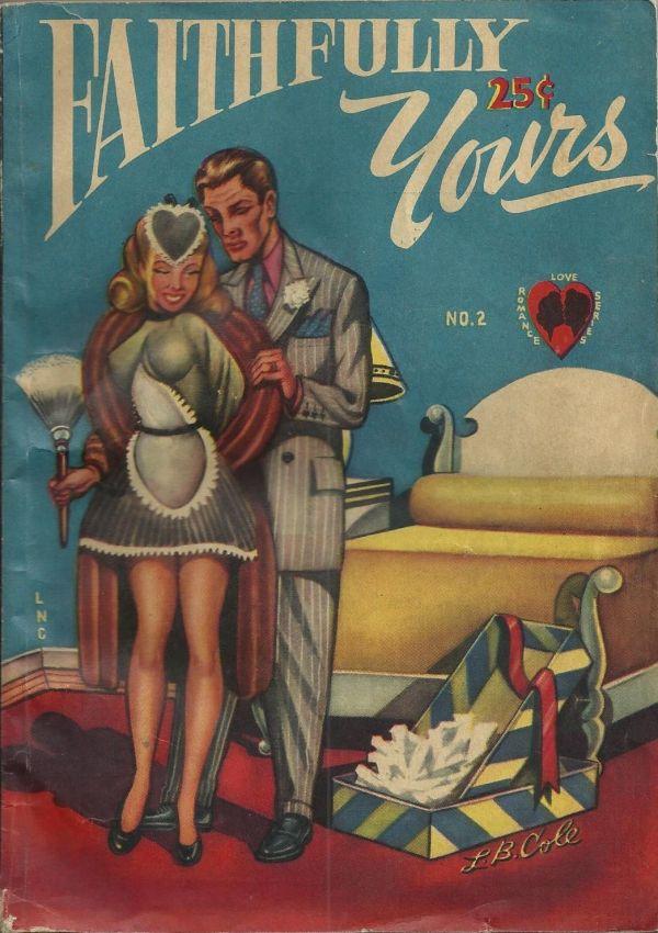 Love Romance Series #11 (2) 1946