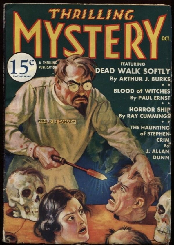 Thrilling Mystery 1935 October Canadian