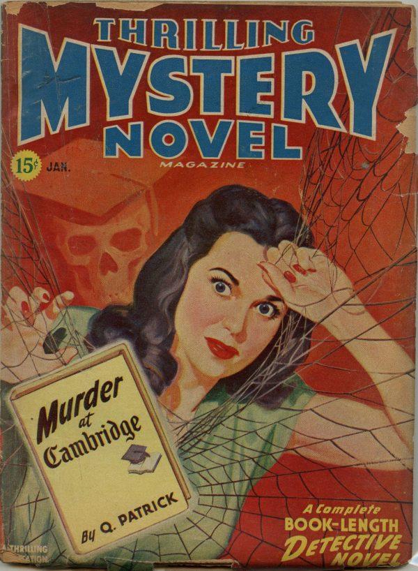 Thrilling Mystery Novel January 1947