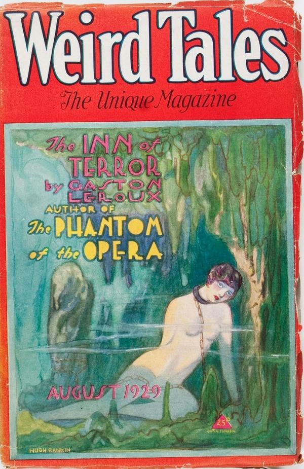 Weird Tales - August 1929