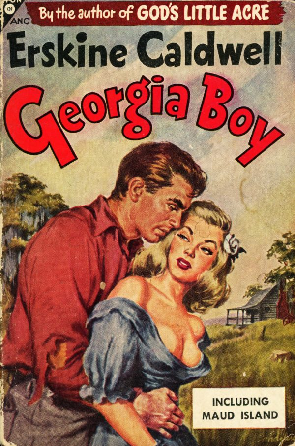 13605241914-avon-books-134-erskine-caldwell-georgia-boy