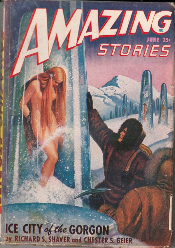 AMAZING STORIES June 1948