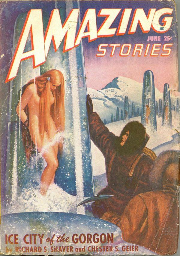 Amazing Stories Magazine June 1948