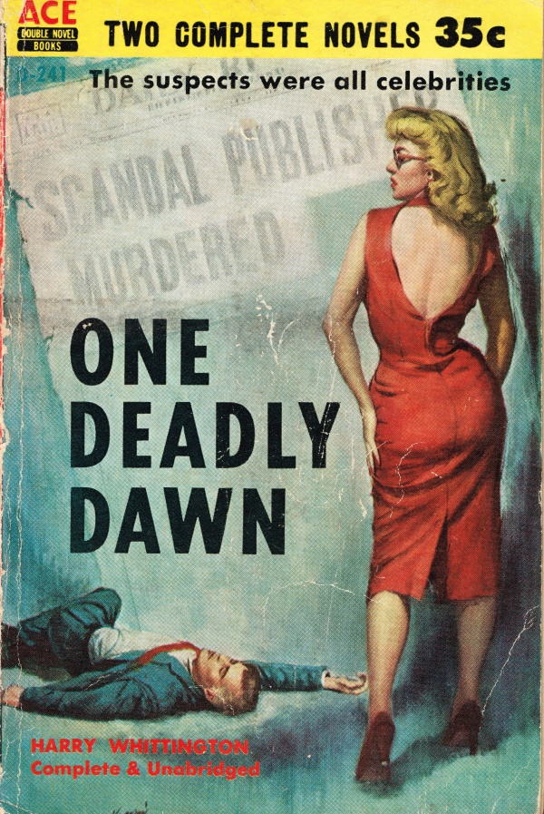 One Deadly Dawn ACE Double D-241 (1957)