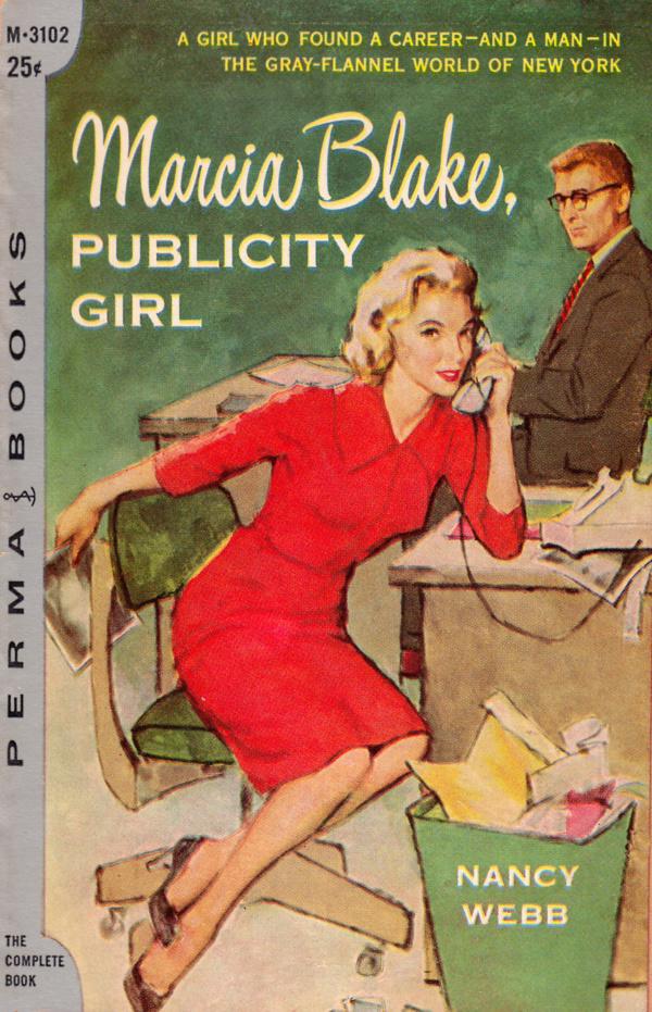 Perma Books M-3102 1957