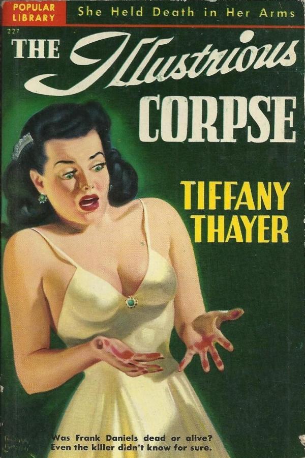 Popular Library Books #227 1950