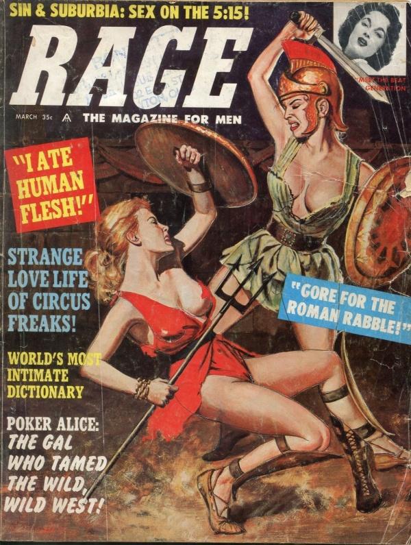 Rage March 1962