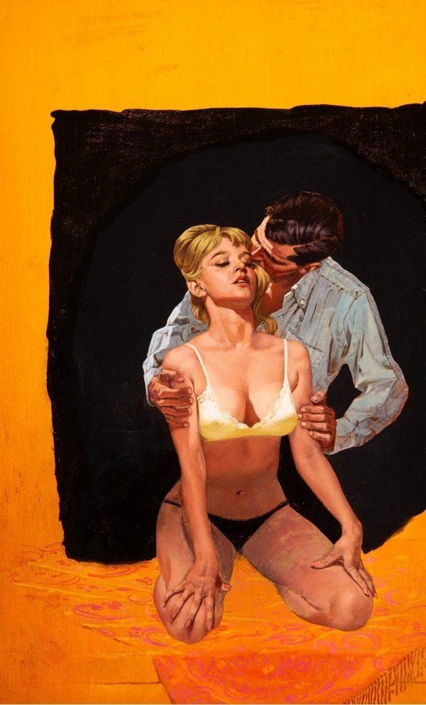 Strange Wife paperback cover, 1964