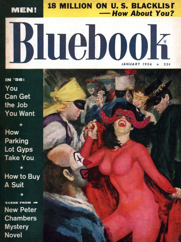 Bluebook January 1956