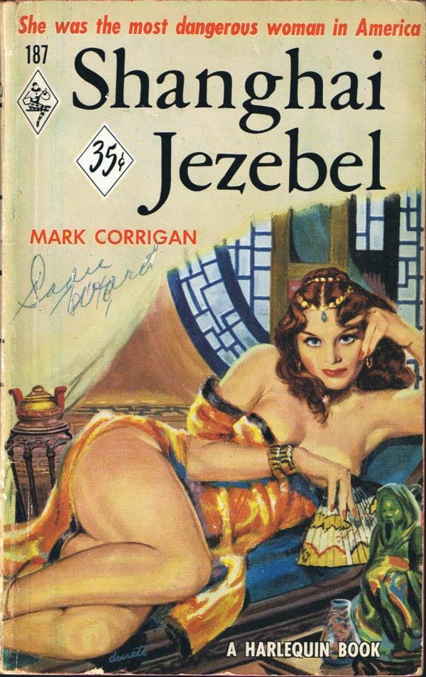 Harlequin #167 1952
