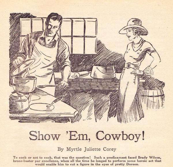 Ranch Romances 1st Sept 1933 page 113