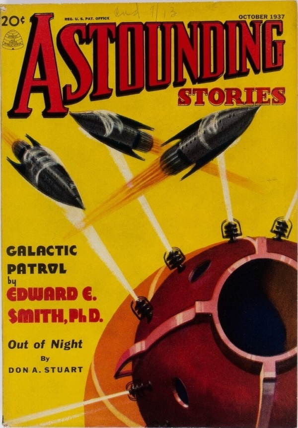Astounding Stories - October 1937