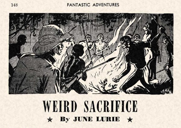 FA 1948-07 - 148 Weird Sacrifice - June Lurie