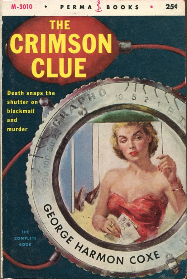Perma Books #M-3010 1955