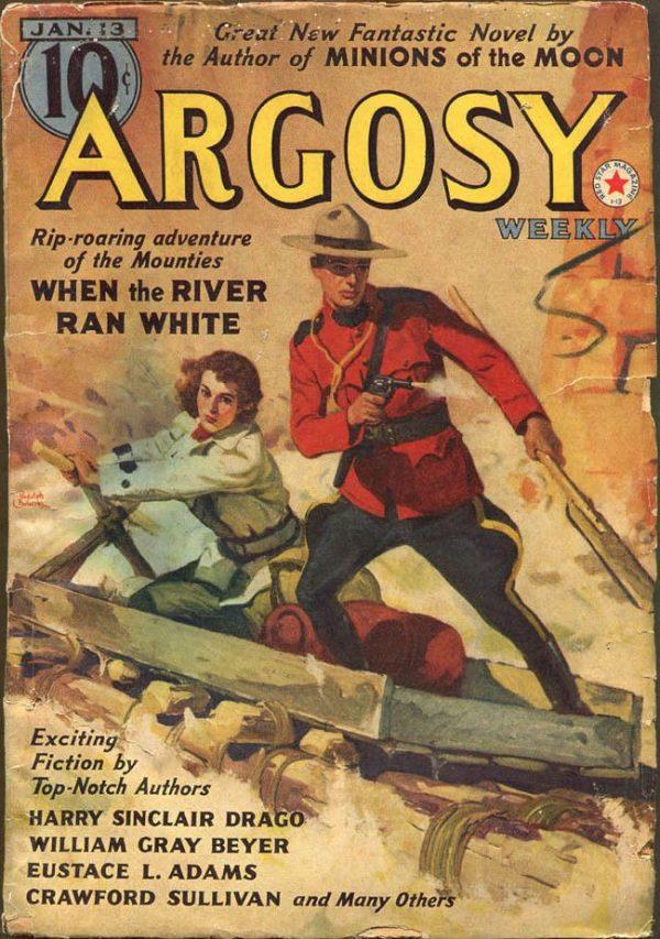 Argosy Jan 13, 1940