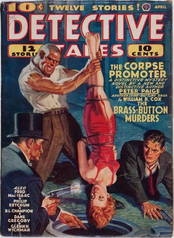 Detective Tales - April 1940