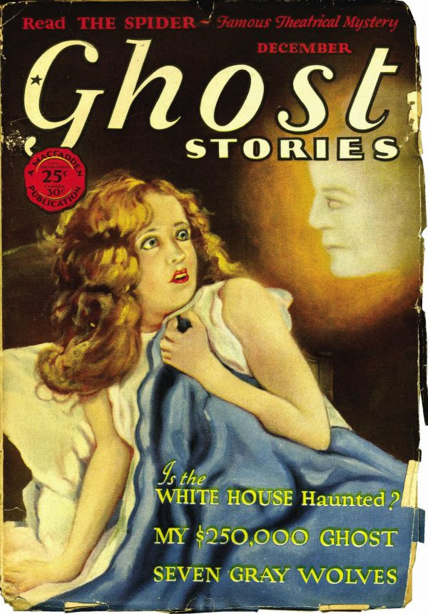 Ghost Stories, December 1928