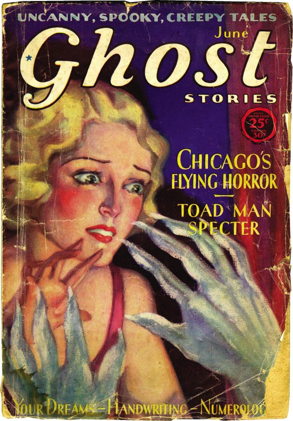 Ghost Stories, June 1931