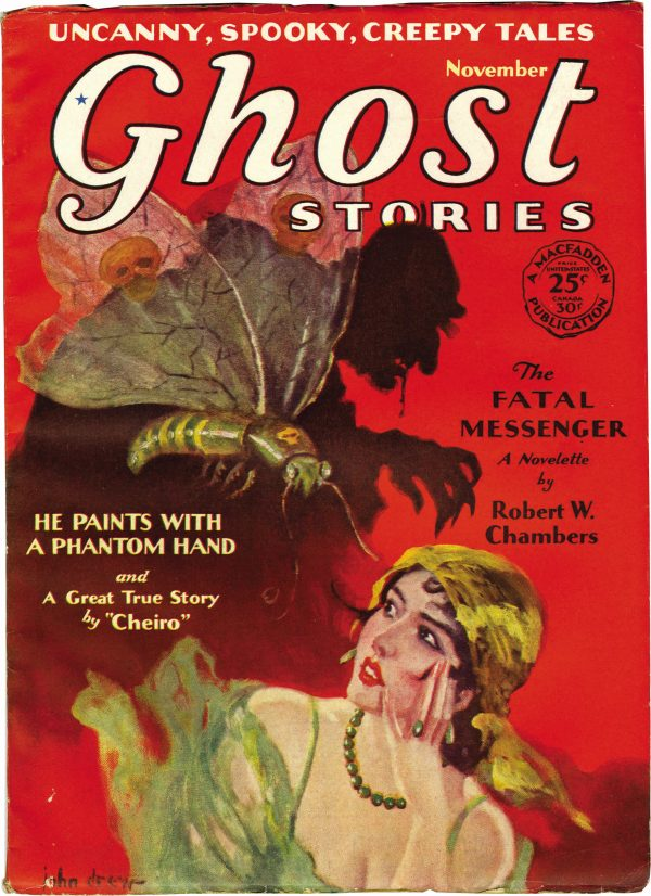 Ghost Stories, November 1929